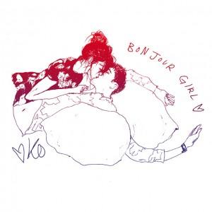 Yeah Yeah Yeahsのボーカル、Karen OがドローウィングしたキュートなコレクションがBonjour Girlから発売