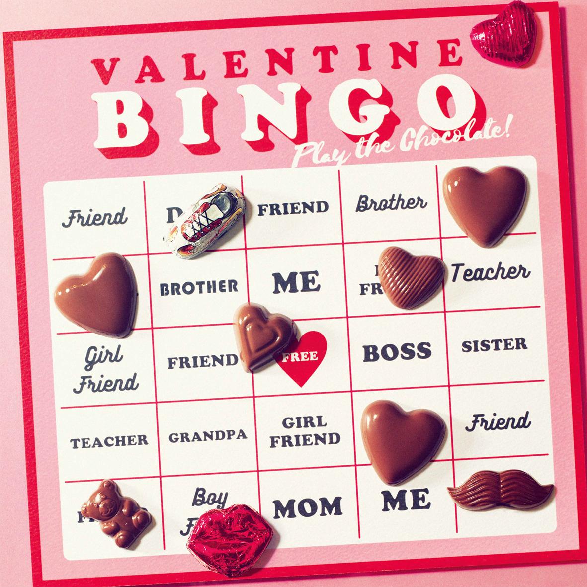 SNSにアップしたくなる♡ フェイスシリーズのロリポップチョコレートでバレンタインを盛り上げて