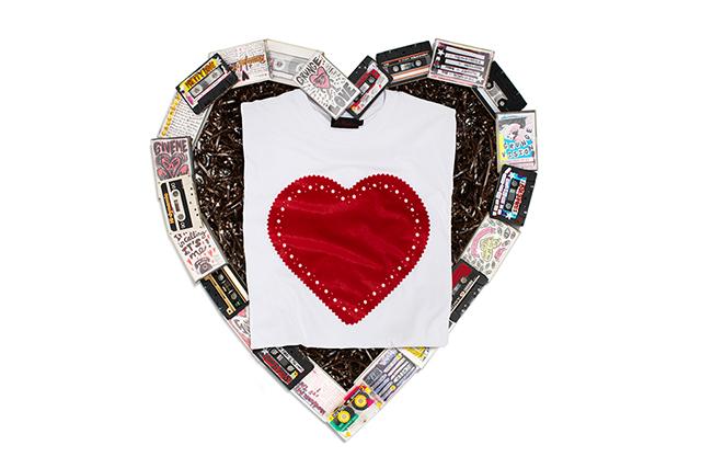 キュートなハートが目印! Dr.Martensのバレンタイン限定コレクションを要マーク