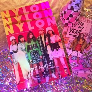 "NYLON JAPAN 2月号×ナイロニスタの""#mynylonjp""結果発表!"