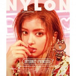 1月28日発売NYLON JAPAN 3月号はNYLON JAPAN×ローラ×CHOCOのコラボレーション ファッションストーリーをお届け
