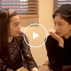 ラブリ&野崎智子のコメントムービーが到着!NYLONプロデュースのラジオ番組『it girl café at TOKYO』がスタート