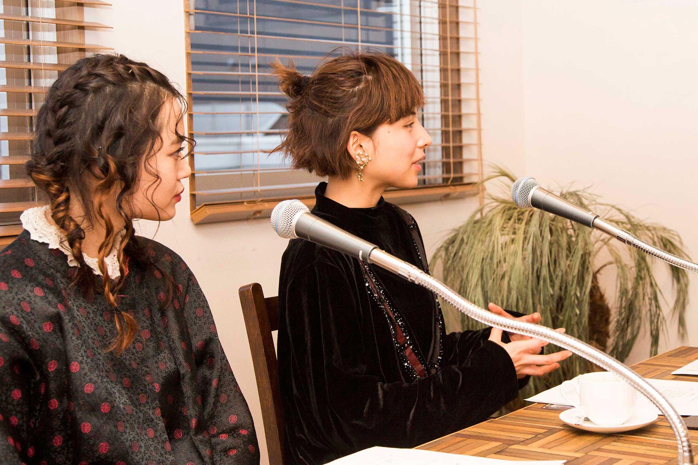ラブリ&野崎智子からスペシャルプレゼントあり♡ NYLONプロデュースのラジオ番組『it girl café at TOKYO』vol.4は2/11(土)オンエア