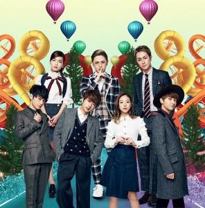 NYLON JAPAN5月号WEB限定スペシャルエディション(3月28日発売)の表紙にAAAが登場!