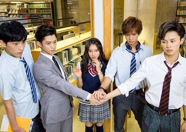 今期最注目の恋愛ストーリー『兄に愛されすぎて困ってます』の連続TVドラマが放送スタート!