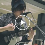 ドミコ LIVE&INTERVIEW at「agnès b. le kiosque curated by NYLON JAPAN」