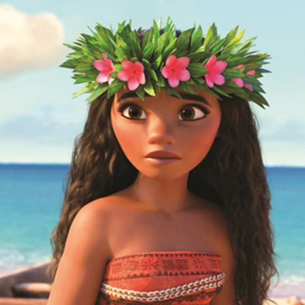 ヒロインも音楽も映像も物語も、ぜんぶイイ! 『モアナと伝説の海』