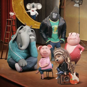 個性豊かな動物たちがヒットソングを歌いまくる! 『SING/シング』