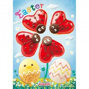 イースターをクリスピー・クリーム・ドーナツのスペシャルドーナツでお祝い!