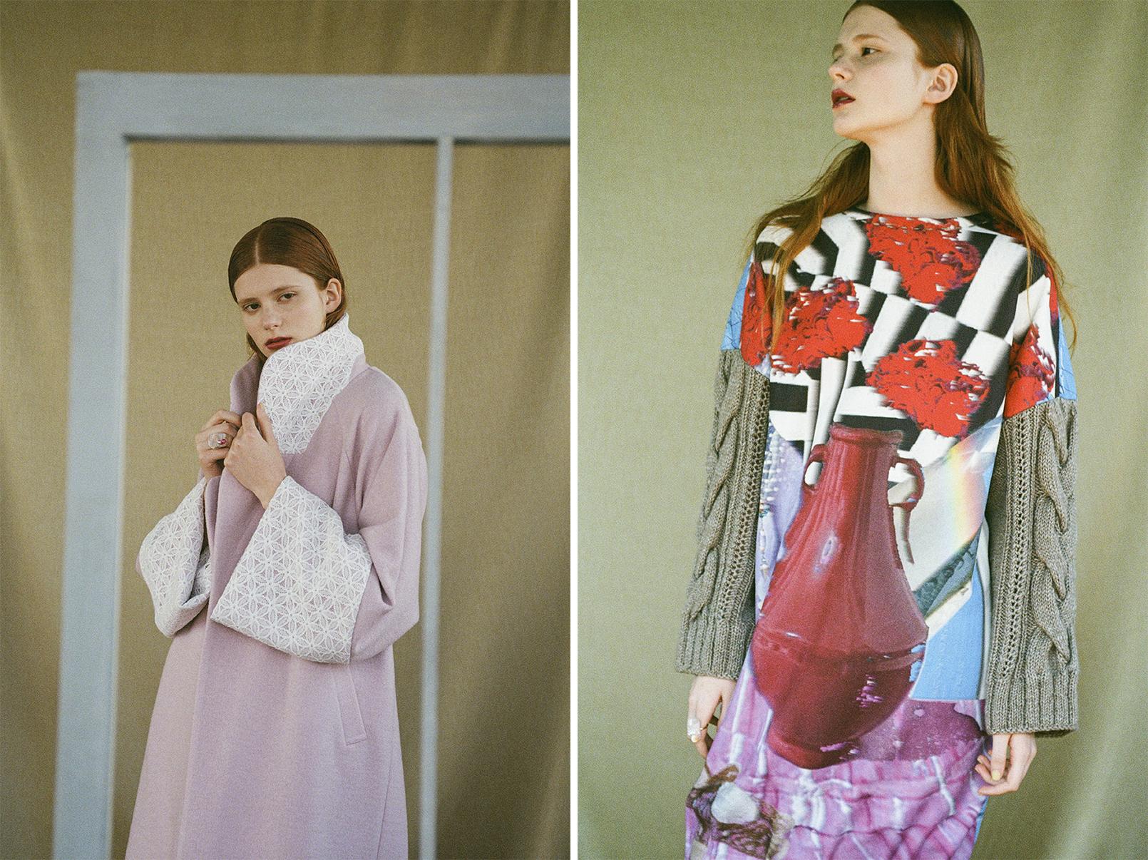 独特なテキスタイルが魅力のブランド『Romei』のニューコレクションに注目