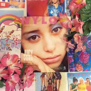 "NYLON JAPAN 5月号×ナイロニスタの""#mynylonjp""結果発表!"