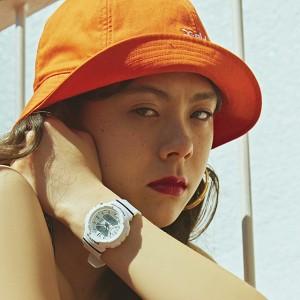 BABY-Gのウェブマガジン『Girl's PARTY』にNYLON JAPANが春ムードなファッションスタイルを提案
