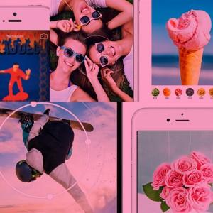 想い出をキュートに彩る♡ NYLONチームが愛用中のカメラアプリ10
