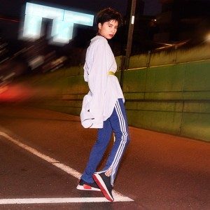 adidas Originals「NMD」と冒険する過去と未来が交差する東京ストリート