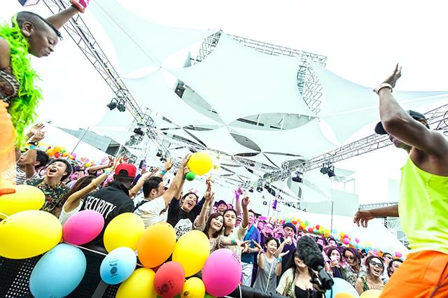 今年はお台場! 最高にチルなダンスミュージックパーティ『Body & SOUL』で踊ろう♡