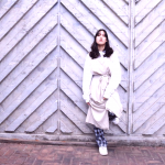 "NYLONブロガーが街で見つけたフォトジェニックな""壁面"" Vol.2 RIKO"