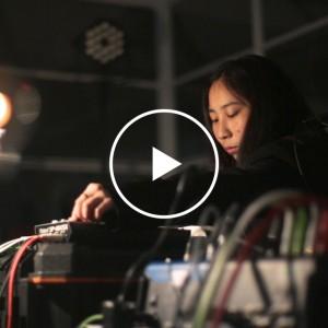 小林うてな LIVE&INTERVIEW at「agnès b. le kiosque curated by NYLON JAPAN」
