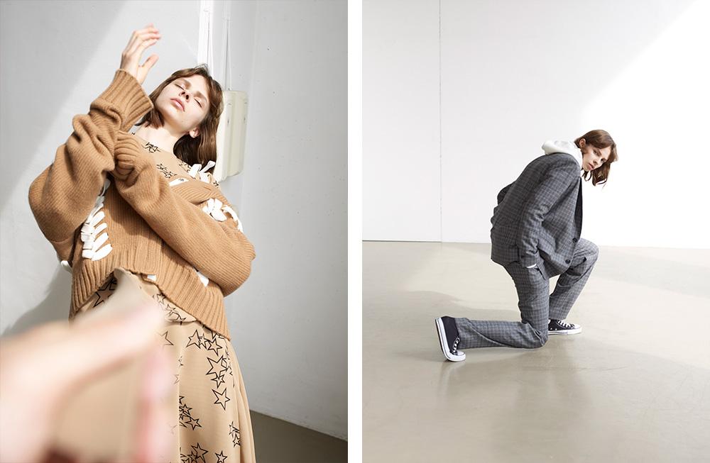 スタイリスト・一ツ山 佳子をディレクションに迎えCONVERSE TOKYO から新ウイメンズラインが登場