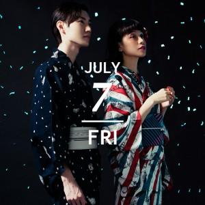 365 ANNIVERSARY CALENDAR 今日は何の日? 〜7/7〜