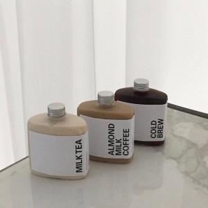 カフェの新常識? 韓国で注目のオシャレなボトルドリンクをご紹介–韓国HOT NEWS 『COKOREA MANIA』 vol.43