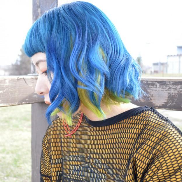 ガールズマインドを表現するNYLONブロガーズのヘアカラー変遷 #1 MAYUKO TAIRA