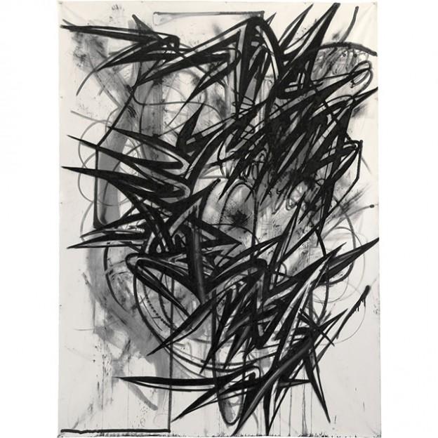 新世代グラフィティアーティスト 大山エンリコイサムが個展『Windowsill』を開催
