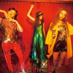 踊るディスコガールズファッション