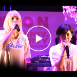 chelmico「Love Is Over」LIVE at 『NYLON JAPAN 13TH ANNIVERSARY PARTY feat.CHOCO』