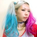 Change Colors Radically ガールズマインドを表現するNYLONブロガーズのヘアカラー変遷 #5 SORA.U