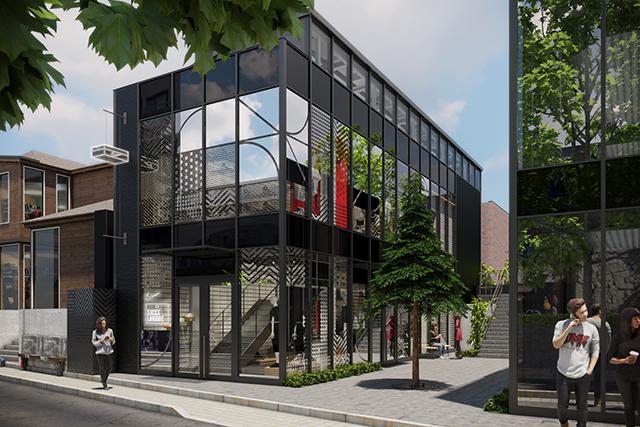 次世代の東京ストリートシーンを見据えるNikeが表参道に新コンセプショップをオープン!