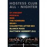 St. VincentやMogwai、The Horrorsが出演! 8/19にHOSTESS CLUB ALL-NIGHTERが開催決定