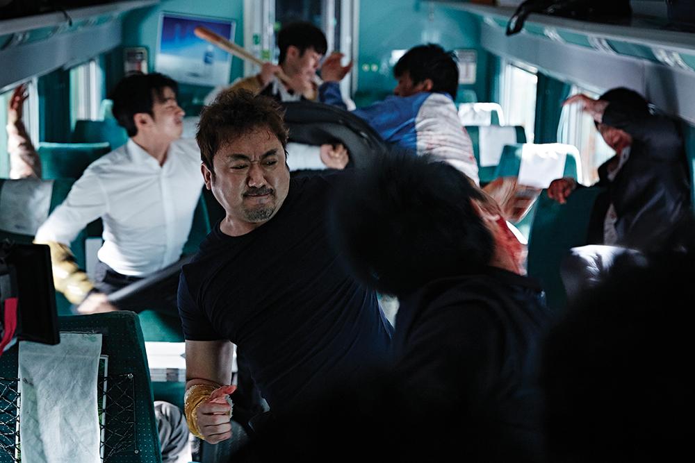 パニック映画にして感動の人間ドラマ『新感染 ファイナル・エクスプレス』