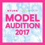 NYLON JAPAN×SHOWROOM モデルオーディション開催!