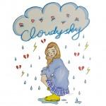 Shower of love 2人のNYLONブロガーが詩とドローイングで綴る、4つのシリアルストーリー *3