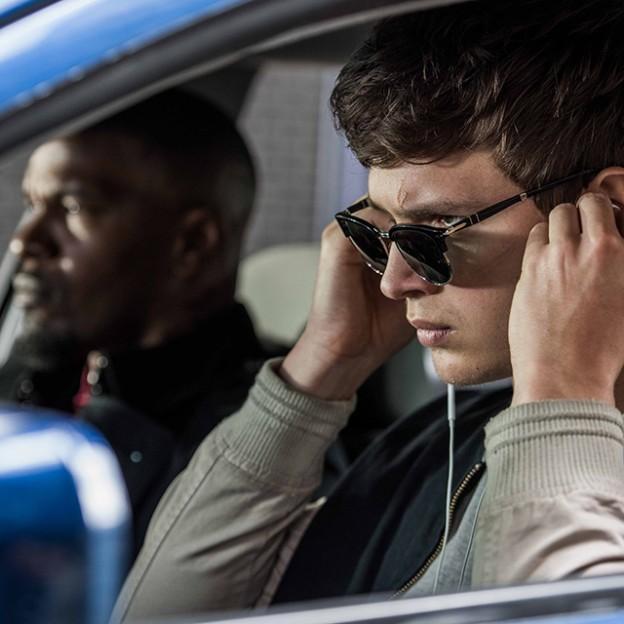 注目の若手俳優、アンセル・エルゴートの魅力全開! 『ベイビー・ドライバー』