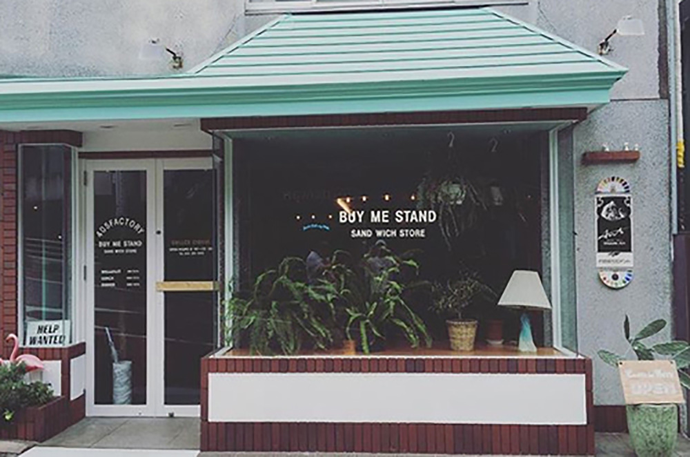 人気サンドウィッチ・スタンドBUY ME STANDが九州に進出・スタッフ募集!