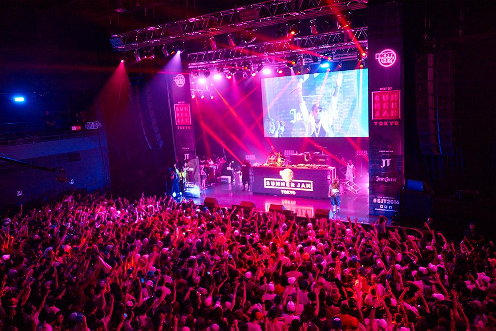 アジアシーンに大きな衝撃を与えたHOT 97 SUMMER JAM TOKYOが今年も開催!