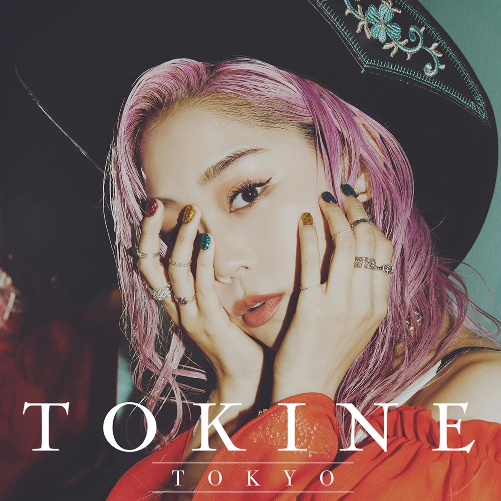 TOKYOストリートカルチャーを代表するオシャレなフィーメルアーティスト・TOKINEがデジタルシングルでデビュー!