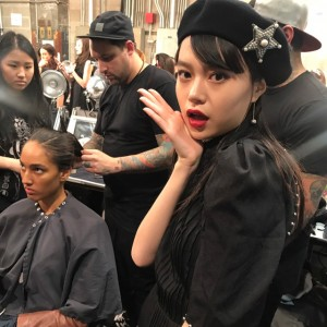 MAYBELLINE NEW YORK × NYFW REPORT