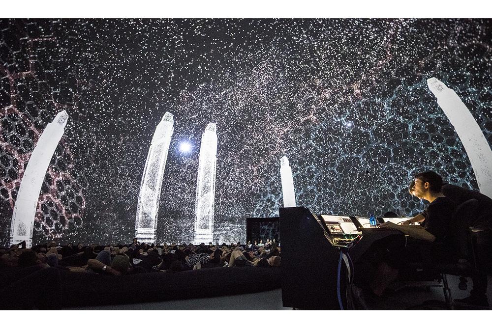 デジタルアート×エレクトロニックミュージックフェスティバル「MUTEK.JP 2017」が日本科学未来館で開催決定
