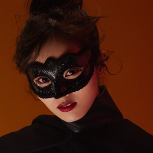 TOKYO IT GIRL BEAUTY #41 mysterious mask girl