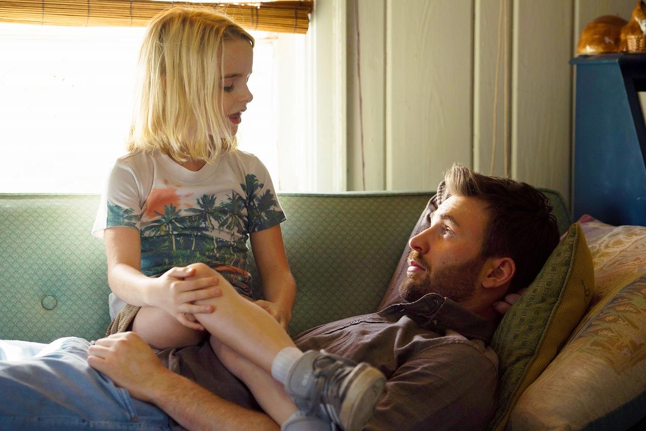 『(500)日のサマー』の監督が描く家族のかたち『gifted/ギフテッド』