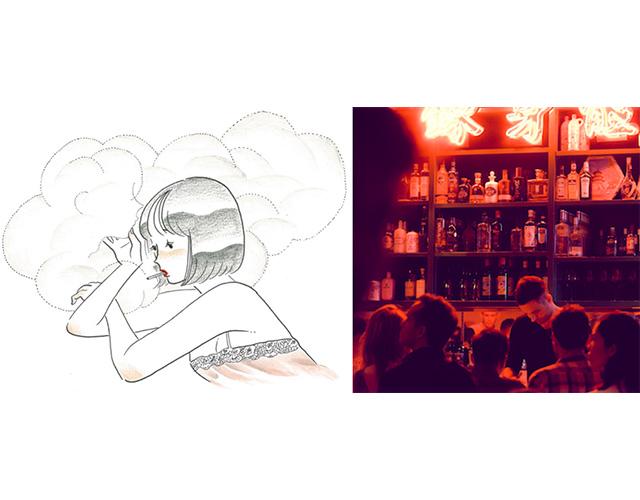 """若い世代に人気のイラストレーターやミュージシャンに注目した""""ハピネス香港""""第2弾が開催"""