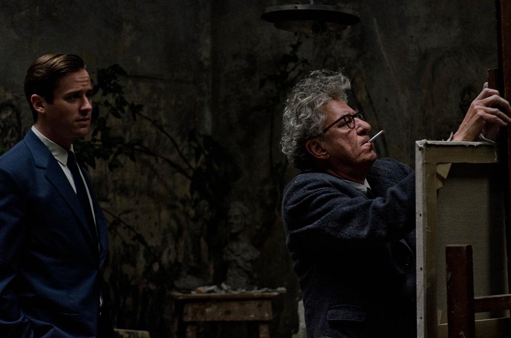 完璧を求めた天才芸術家の人生を垣間見る名作『ジャコメッティ 最後の肖像』