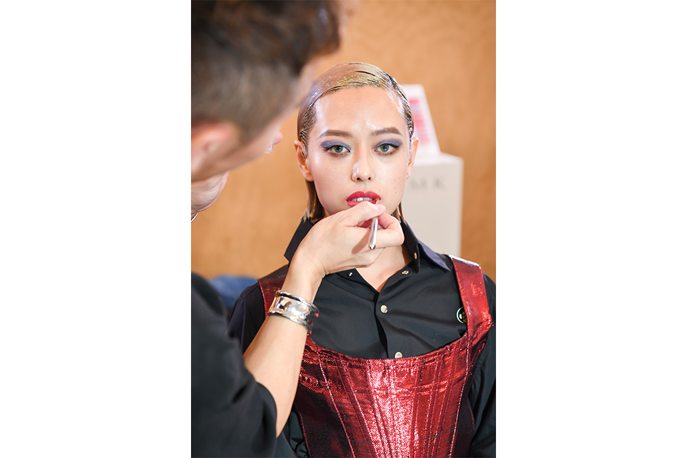 RMK × GROWING PAINSがメイクとファッションを融合させたコラボイベントを開催
