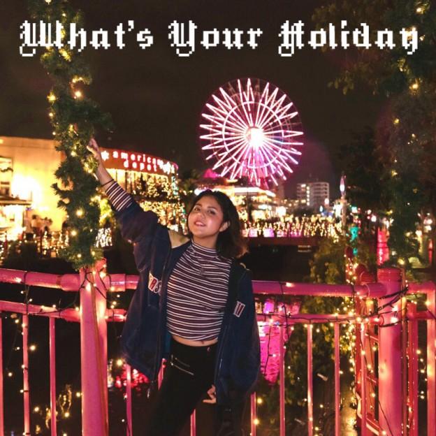 NYLONブロガーがウィンターシーズンの旅行プランを提案! What's Your Holiday #1 SORA