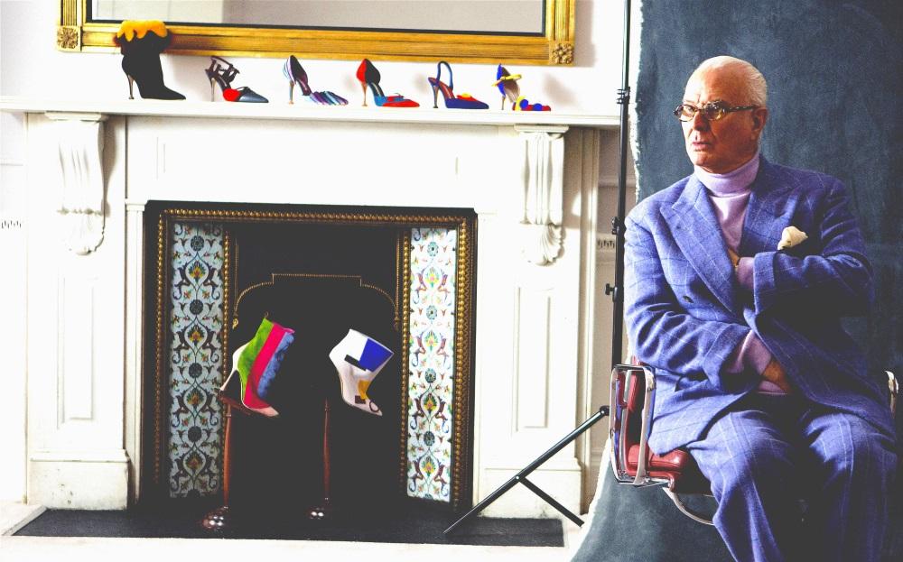 女性を幸せにする世界的シューズ・デザイナー『マノロ・ブラニク トカゲに靴を作った少年』