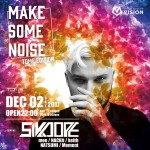要マークなDJ・Sikdopeが来日! TDMEとMAKE SOME NOISEのコラボによるスペシャルなイベントが開催