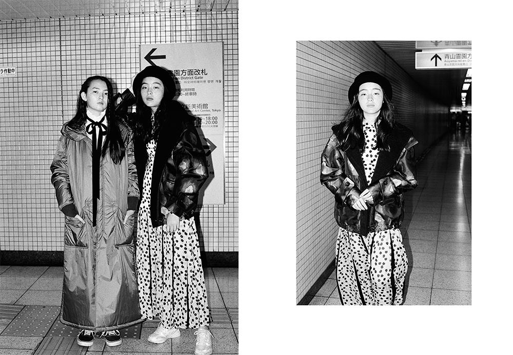 話題のクリエーターが集結して生まれたTOKYOファッションストーリー