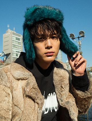 NYLON GUYS VOL.12 俳優・中川大志